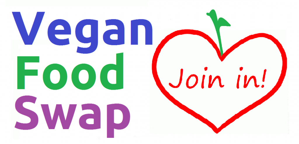click to find out more about the vegan food swap