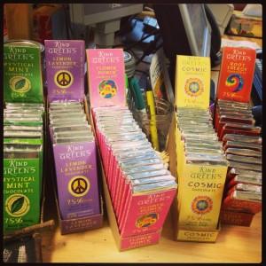 Kind Greens Chocolate at West End Food Coop