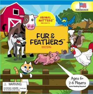 Fur and Feathers Game