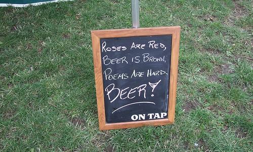 Toronto Festival of Beer 2013 – What's Vegan?