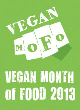 Let's Start at The Beginning – The Proposal – Vegan MoFo 2013