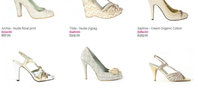 Vegan Weddings – Then there are the shoes. VeganMoFo