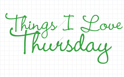 Things I Love Thursday – APieCalypse, Coffee, Snow, Etc.