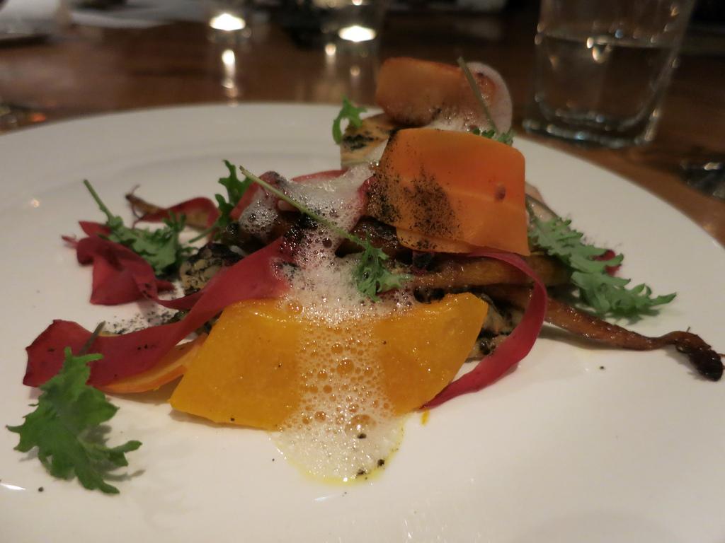 Cashew Foie - Ursa Toronto Vegan Fine Dining