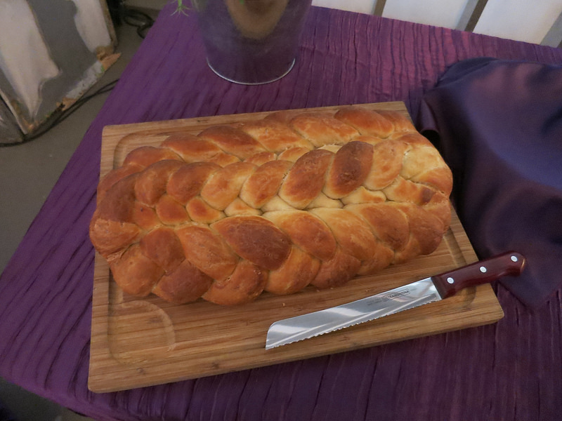 challah in all its glory