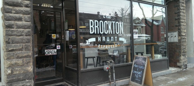 The Brockton Haunt – Indie Coffee Passport 2013