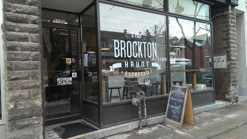 Brockton Haunt