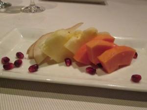 George - Fourth - Fruit