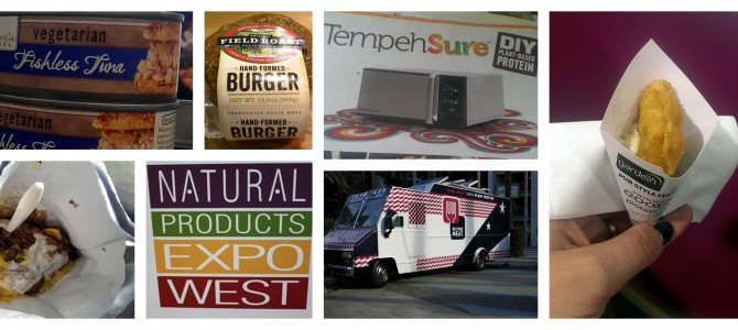 Awesome Vegan Stuff We Saw At ExpoWest – Part one – Meat