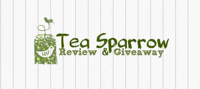 Tea Sparrow – Tea Delivery Service Review & Giveaway