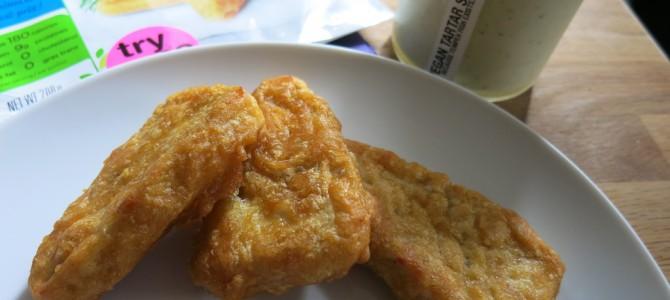 Lazy Vegan Fish Friday – Gardein's Fishless Filets