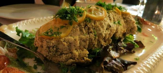 Vegan Pre-Passover Supper Club from Emily Zimmerman