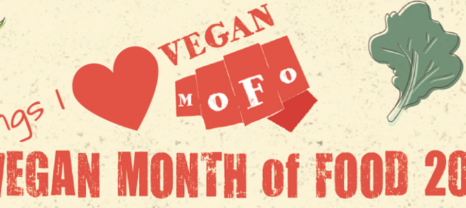 Things I Love Thursday – Vegan MoFo Edition 1