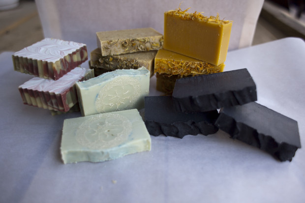 Speckled Fawn Soaps