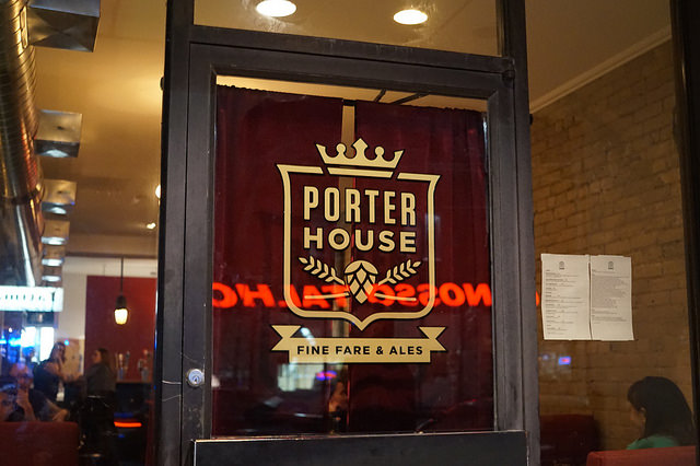 Porter House – Our First Visit to Toronto's New Vegan Pub
