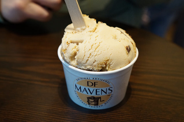 DF Mavens Cookie Dough Ice Cream