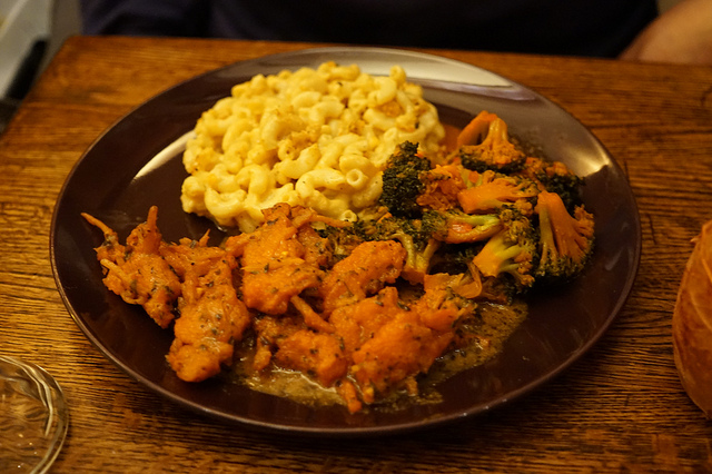 Seasoned Vegan – Amazing food in Harlem