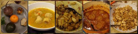 Vegan Passover Menu: Some Ideas