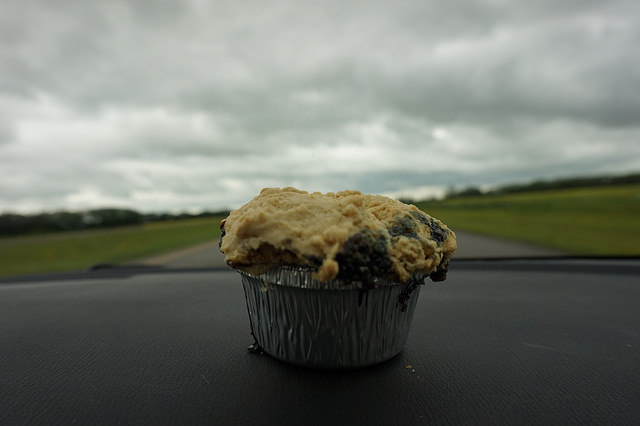 The Griffin Bakery on the road