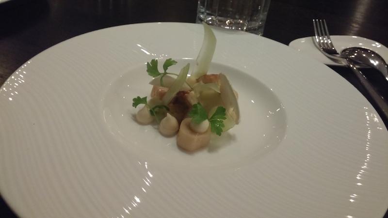 Matsutake Mushrooms, Celery Root