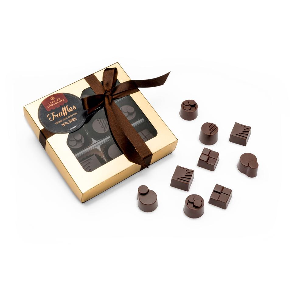 Live On Chocolates Organic Vegan Truffles