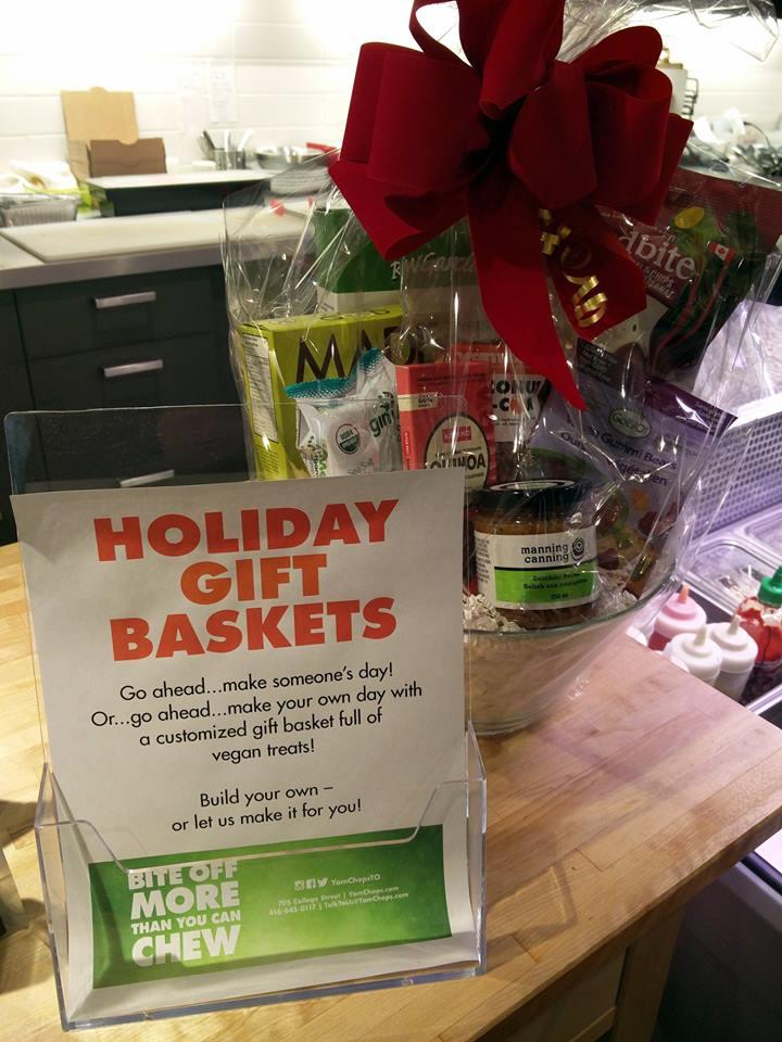 YamChops Gift Basket