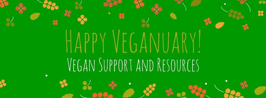 #Veganuary 2016 – Do you need help?
