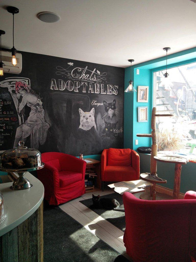 Montreal – Cafe Venosa