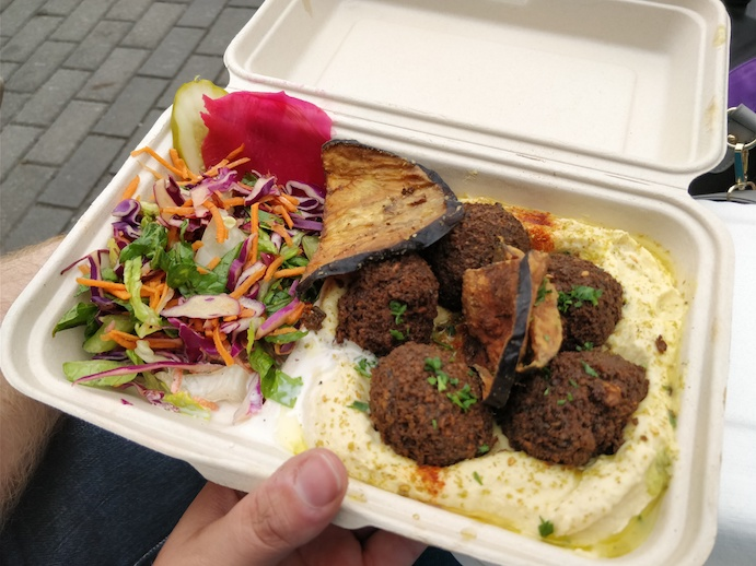 Vancouver – Chickpea Food Truck