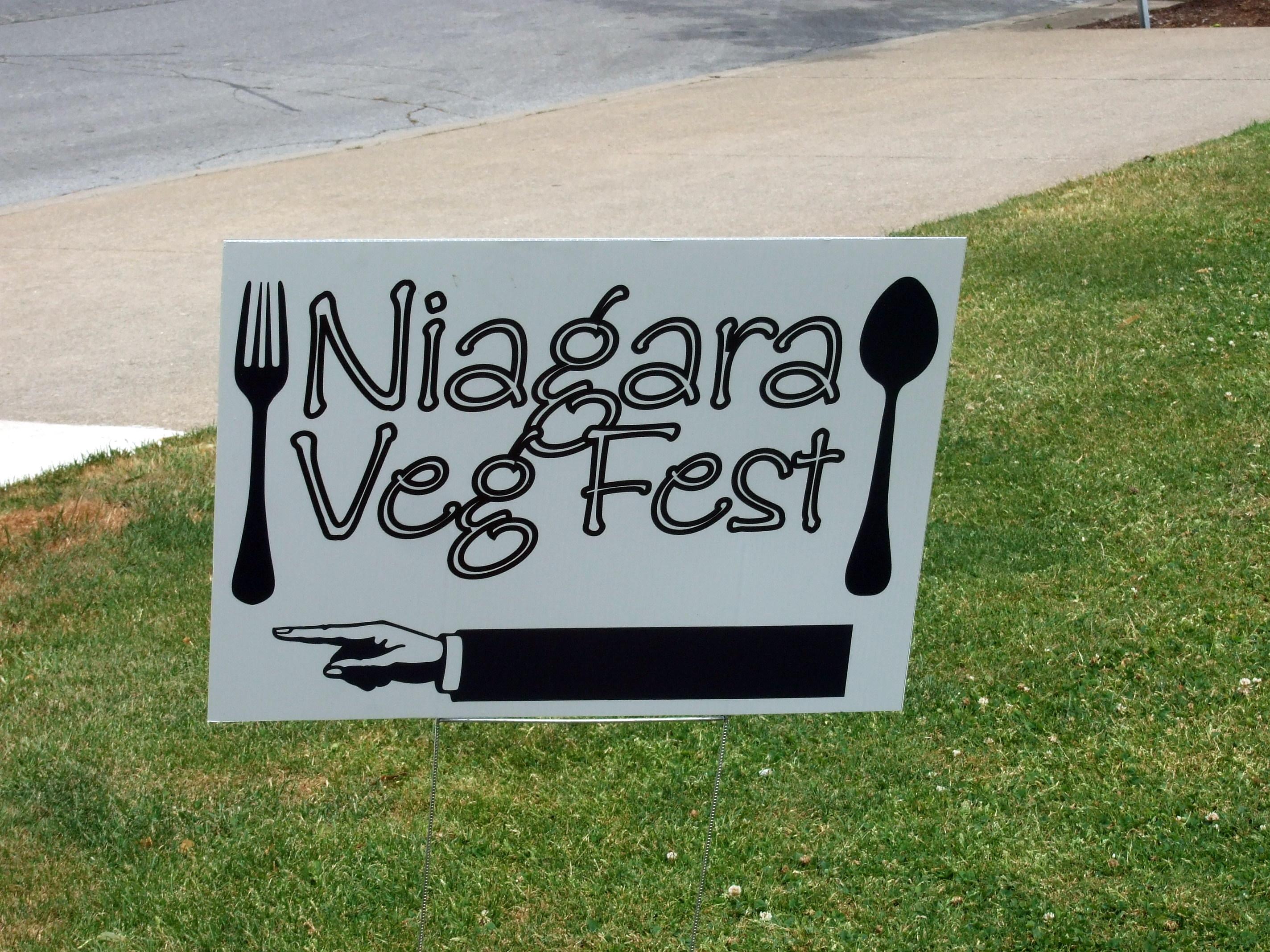 Niagara VegFest – 2015