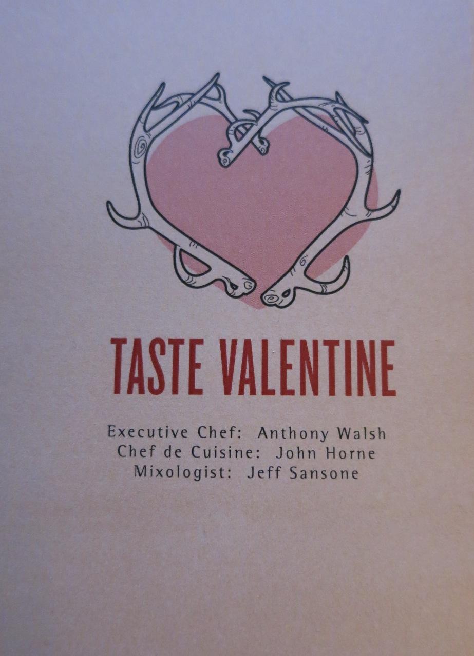 Taste Valentine Canoe