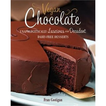 A first taste from Fran Costigan's Vegan Chocolate: Unapologetically Luscious and Decadent Dairy-Free Desserts