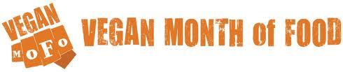 Hello Vegan MoFo 2014! An Intro