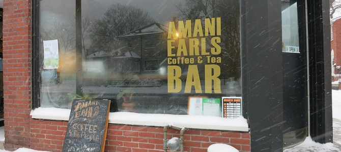 Amani Earls – Indie Coffee Passport
