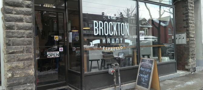 The Brockton Haunt – Indie Coffee Passport 2013