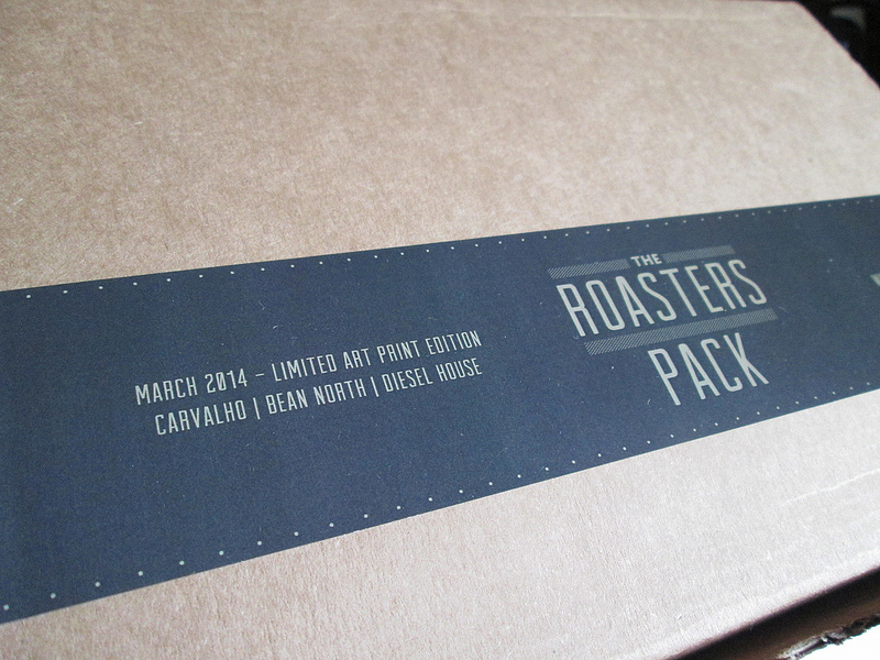 The Roasters Pack - Box