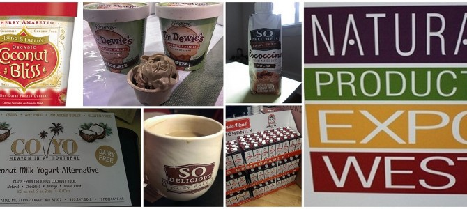 Awesome Vegan Stuff We Saw At ExpoWest – Part Two – Not Dairy Milks