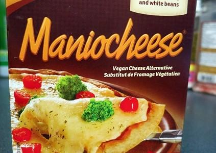 New Vegan Cheese in Town: Maniocheese – Lazy(ish) Vegan Friday