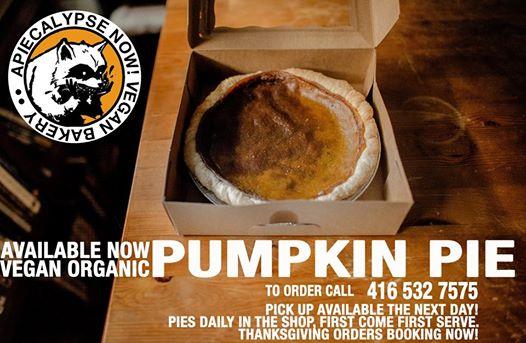 Apiecalypse Now Pumpkin Pie