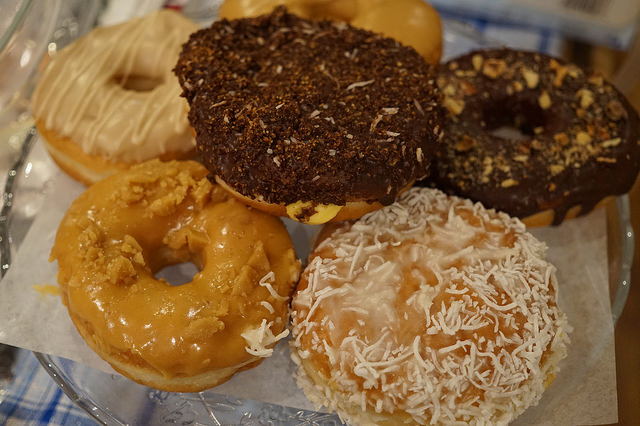 Beechwood Doughnuts Grand Opening in St. Catharines