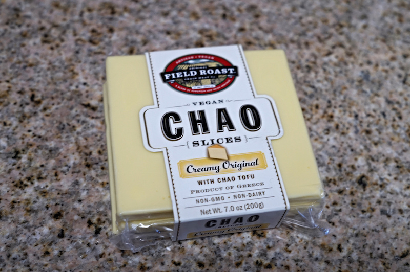 Field Roast Vegan Chao Slices Giveaway  (Canada Only)