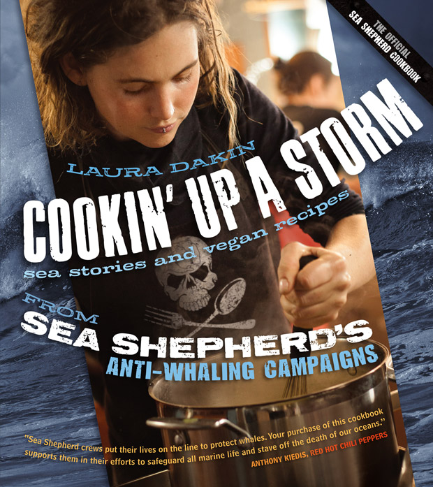 Review: Cookin' Up a Storm by Laura Dakin on T.O.F.U. Magazine