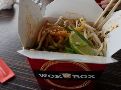 Roadtrip 2014 – Lloydminster Vegan Food – Wok Box
