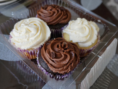 Blue Rose Vegan Baking Co. & the Vegan Snack Attack – Edmonton
