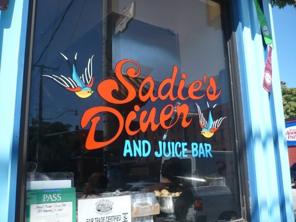 Memories of Sadie's Diner in Toronto