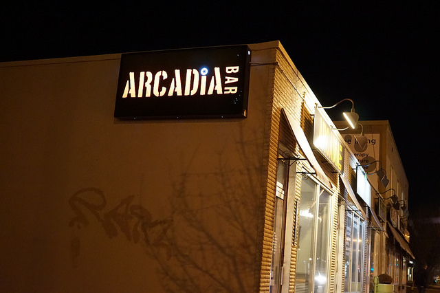 Vegan Bar in Edmonton – Arcadia