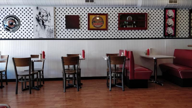 Stratford, Ontario – The Planet Diner